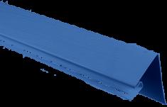 """Планка """"околооконная"""", 3м, цвет Синий"""