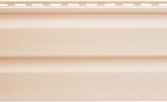 Панель виниловая Альта-Сайдинг розовая, 3,66м