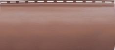 Акриловый сайдинг «Блок-хаус» Красно-коричневый BH-01 - 3,10м